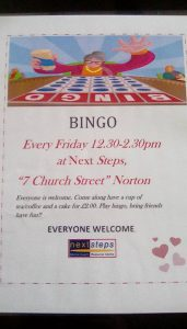 Banter and Bingo!