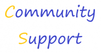 New community support worker times and locations