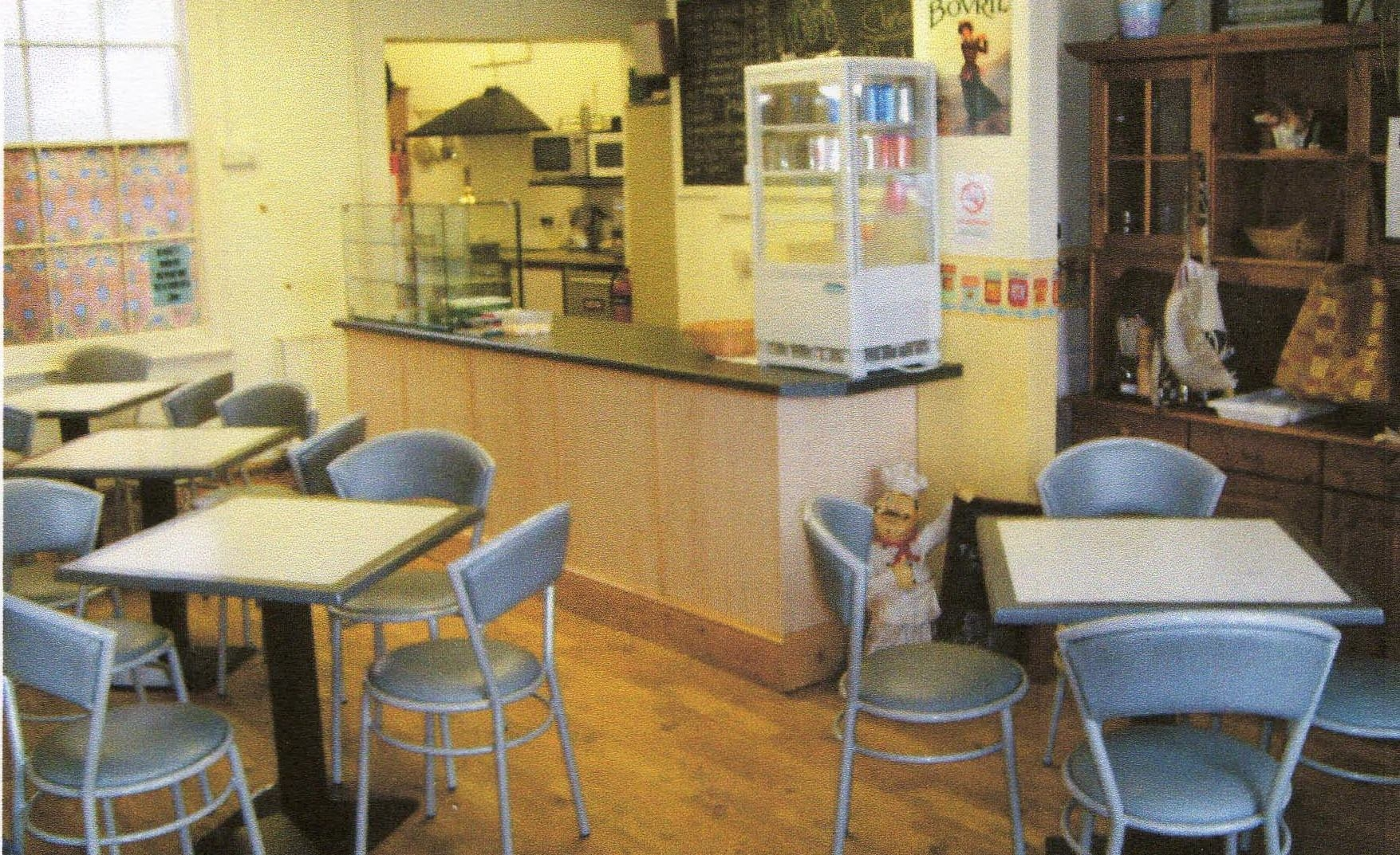 Community cafe, a social enterprise