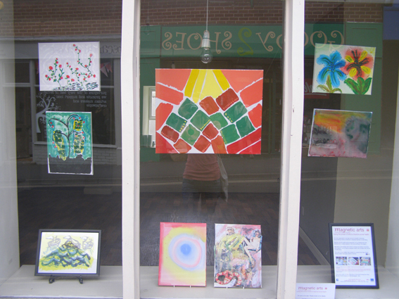 Art Exhibition – Tuesday 7th August 2pm