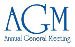 AGM -Booklet for Zoom AGM Wednesday 30th September 1.30.pm Meeting ID: 351 492 7313