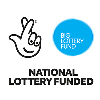 Lottery Funding + New Support Worker